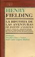 Cover of La historia de las aventuras de Joseph Andrews