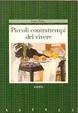 Cover of Piccoli contrattempi del vivere