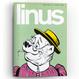 Cover of Linus: anno 4, n. 2, febbraio 1968