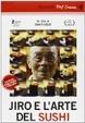 Cover of Jiro e l'arte del sushi