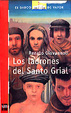 Cover of Los ladrones de Santo Grial/ The theieves of Saint Grial