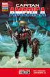 Cover of Capitan America #2 Marvel Now!