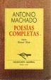Cover of Poesías completas