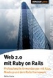 Cover of Web-2.0 mit Ruby on Rails