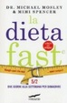 Cover of La dieta fast. Mangia quel che vuoi... quasi sempre!