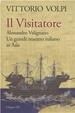 Cover of Il visitatore. Alessandro Valignano, un grande maestro italiano in Asia
