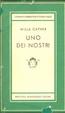 Cover of Uno dei nostri
