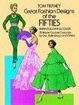 Cover of Great Fashion Designs of the Fifties Paper Dolls in Full Color