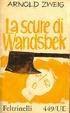 Cover of La scure di Wandsbek