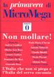 Cover of La primavera di MicroMega 0