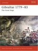 Cover of Gibraltar 1779 - 1783