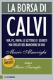 Cover of La borsa di Calvi