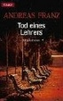 Cover of Tod eines Lehrers