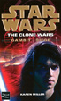 Cover of Star Wars The Clone Wars Gambit Siège