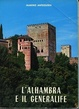 Cover of L'Alhambra e il Generalife