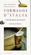 Cover of Formaggi d'Italia