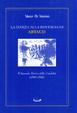 Cover of La danza alla rovescia di Artaud