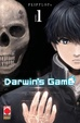 Cover of Darwin's Game vol. 1