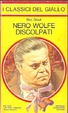 Cover of Nero Wolfe discolpati
