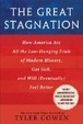Cover of The Great Stagnation