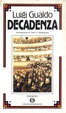 Cover of Decadenza