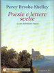 Cover of Poesie e lettere scelte
