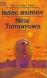 Cover of Nine Tomorrows