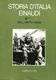 Cover of Storia d'italia Einaudi, Vol. 4***