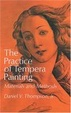 Cover of The Practice of Tempera Painting