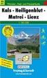 Cover of Kals-Heiligenblut-Matrei-Lienz. Wanderkarte. 1