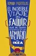 Cover of El increíble viaje del faquir que se quedó atrapado en un armario de Ikea