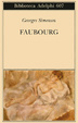 Cover of Faubourg