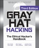 Cover of Gray Hat Hacking The Ethical Hackers Handbook, 3rd Edition