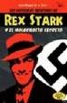 Cover of Las increíbles aventuras de Rex Stark y el holocausto secreto