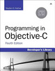 Cover of Programming in Objective-C