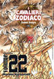 Cover of I Cavalieri dello zodiaco - Perfect Edition 22