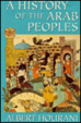Cover of A History of the Arab Peoples