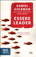 Cover of Essere leader. Guidare gli altri grazie all'intelligenza emotiva