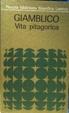 Cover of Vita pitagorica