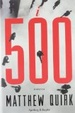 Cover of I 500