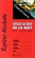 Cover of Voyage au bout de la nuit, de Céline
