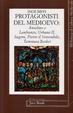 Cover of Protagonisti del Medioevo