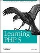 Cover of Learning PHP 5