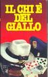 Cover of Il chi è del giallo