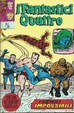 Cover of I Fantastici Quattro n. 3
