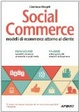 Cover of Social commerce. E-commerce attorno al cliente
