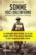Cover of Somme. Voci dall'inferno