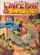 Cover of L'inferno di Topolino