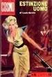 Cover of Estinzione uomo