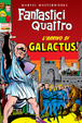 Cover of Marvel Masterworks: I Fantastici Quattro vol. 5